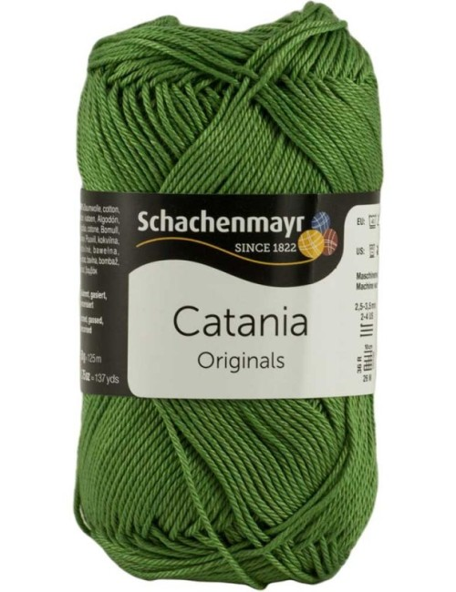 Catania 412 machová zelená
