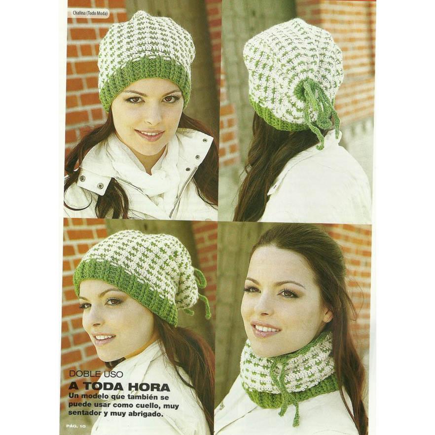 728353f13 Návody na háčkovanie pre dospelích, čiapky, svetre, šatky ...
