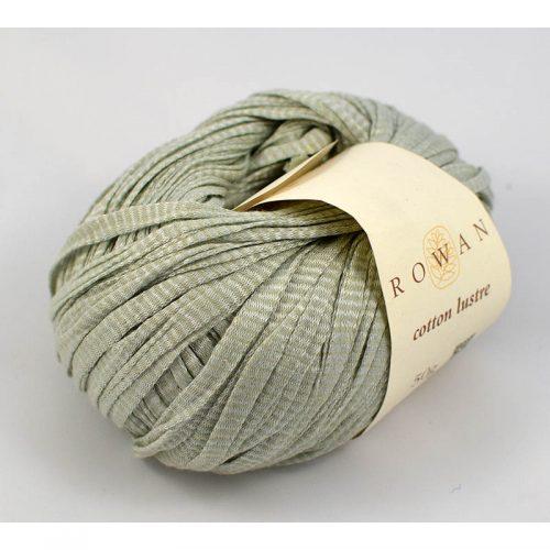 Cotton Lustre 375 svetlá sivá