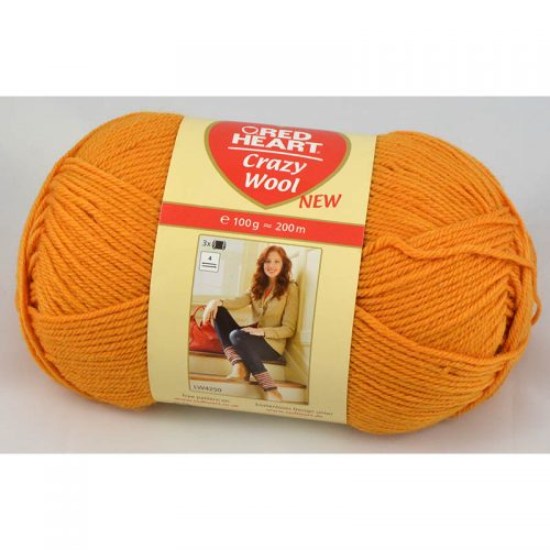 Crazy wool 4 mango