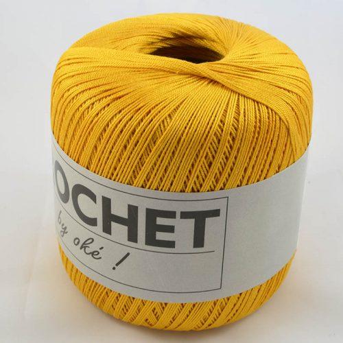 Crochet 101 slnečnica