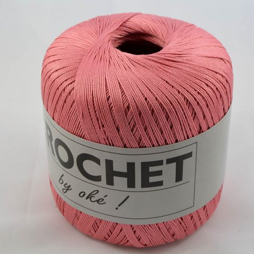 Crochet 202 staroružová