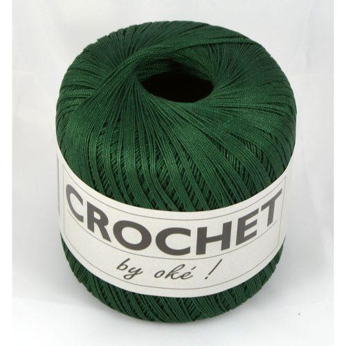 Crochet 211 tmavozelený