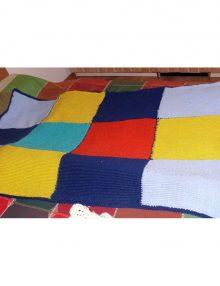 Farebná deka