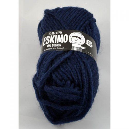 Eskimo 57 námornícka modrá