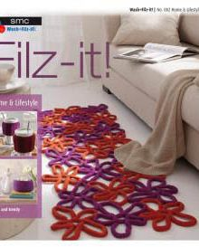 Filz it! 002 Home&Lifestyle anglický