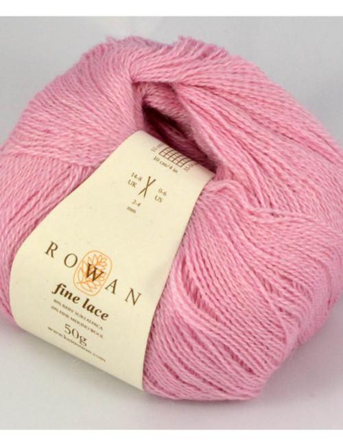 Fine Lace 941 ružová
