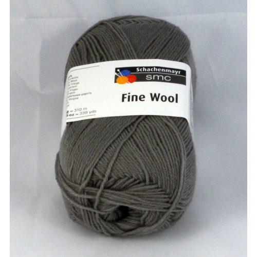 Fine wool 2066 sivá