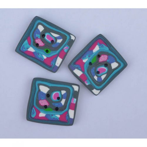 Gombík Multi kocka 24