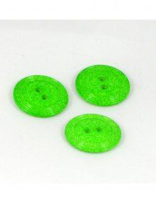 Gombík ozdobný zelený