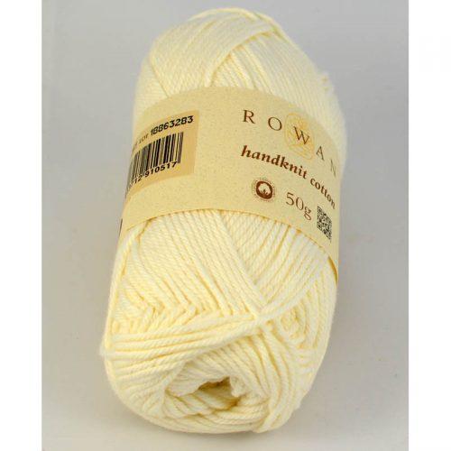 Handknit cotton 251 prírodná biela