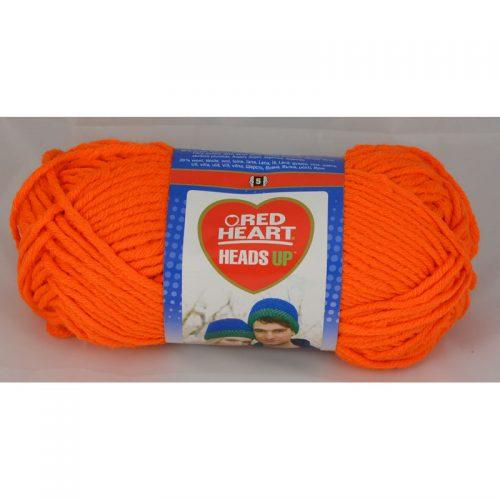 Heads up 262 svietivá oranžová