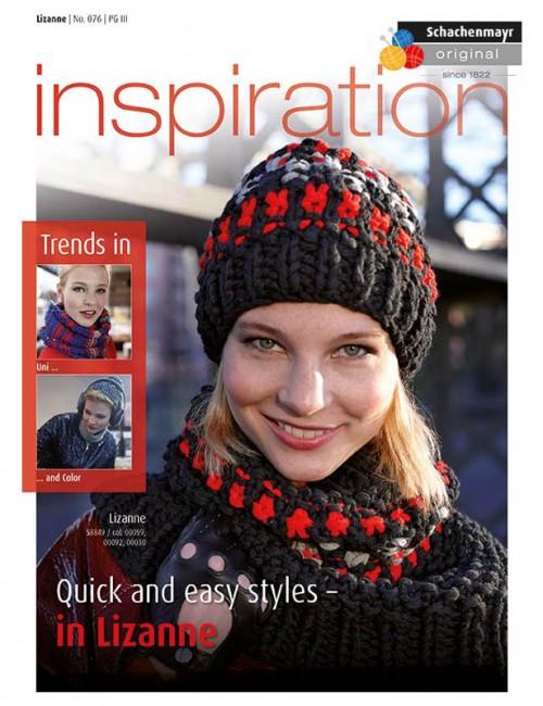 Inspiration 76 Rýchlo a ľahko s Lizanne