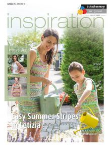 Inspiration 83 Letné pásiky z Letizie