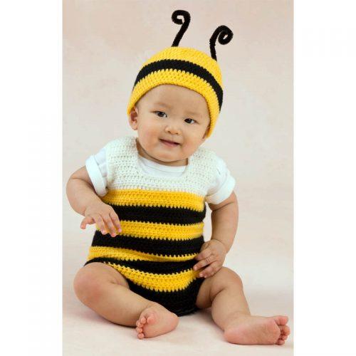 Kostým včielka