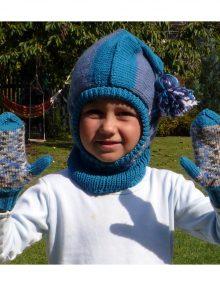 Detská kukla a rukavice