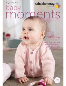 Magazine 001 Baby moments