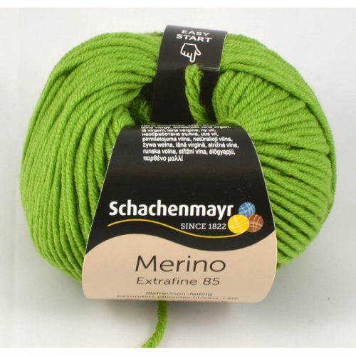 Merino Extrafine 85 273 jablková zelená