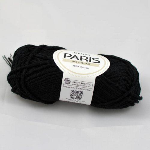 Paris 15 čierna