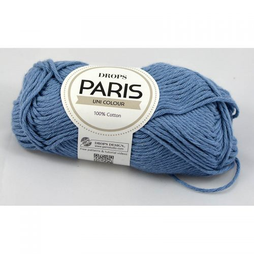 Paris 30 džínsová modrá