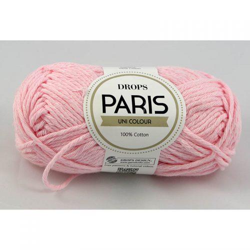 Paris 57 bledá ružová