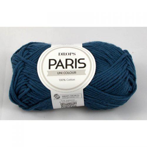 Paris 48 oceľová sivomodrá