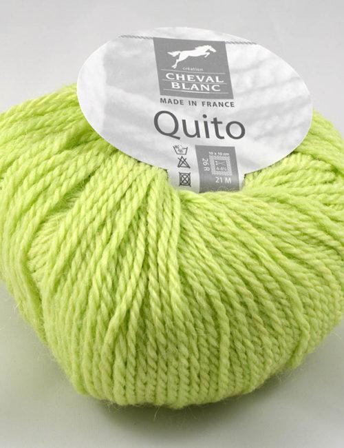 Quito 166 svetlá zelená