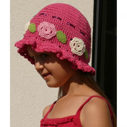Ruzovy klobucik Catania