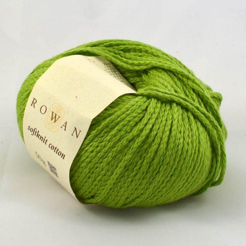 Softknit cotton 579 hrášková