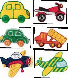 Aplikácie Dopravné prostriedky