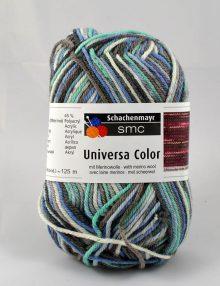 Universa 284 modrá/hnedosivá/prírodná