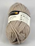 Wool 85 293 sivá