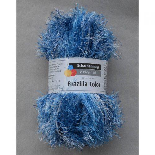 Brazilia color 88 modrý melír