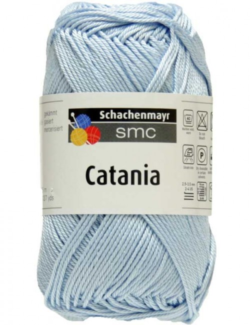Catania 173 bledomodrá