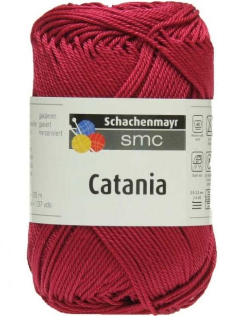 Catania 192 Vínová červená