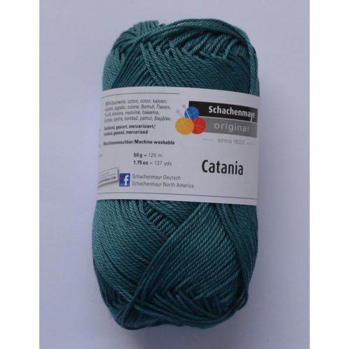 Catania 391 petrolejová zelenomodrá