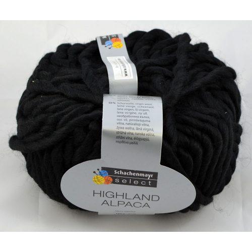 Highland Alpaca 2914 čierna