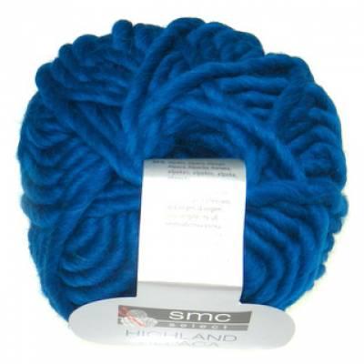 Highland Alpaca 2956 kráľovská modrá 100g