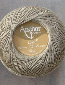 Anchor Artiste Linen 392 ľanová