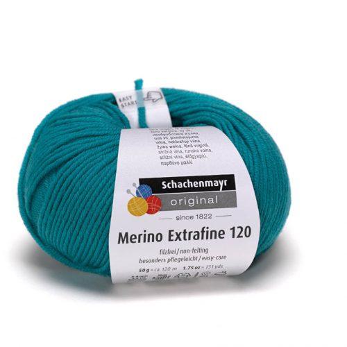 Merino Extrafine 120 - všetky odtiene