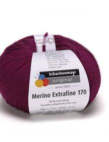 Merino Extrafine 170 - všetky odtiene
