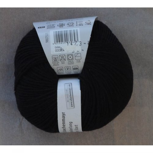 Merino Extrafine 170 čierna 99