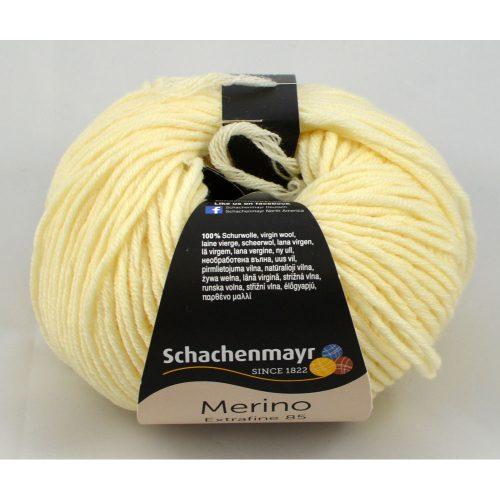 Merino Extrafine 85 202 prírodná biela
