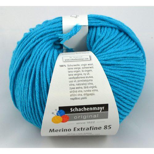 Merino Extrafine 85 268 tyrkysová
