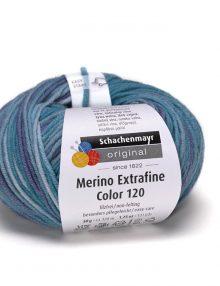 Merino Extrafine color 120 - všetky odtiene