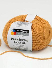Merino Extrafine Cotton 120 - všetky odtiene