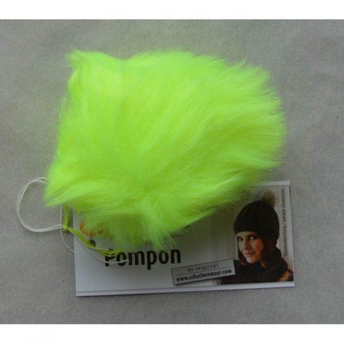 Pompon 22 neónová žltá
