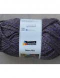 Neon Mix 82 sivá+fialová - 150g