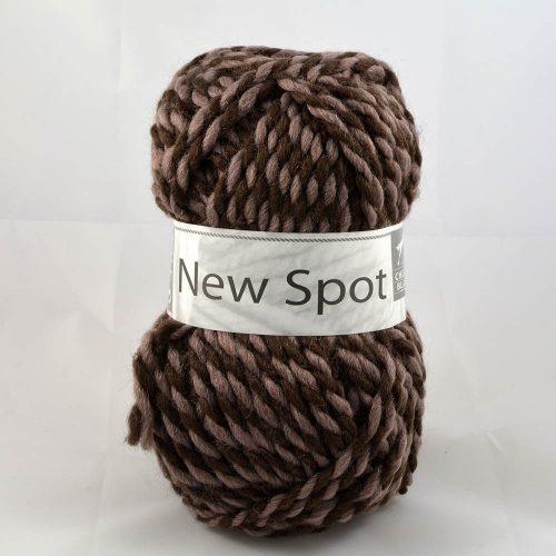 New Spot 116 svetlá hnedá/čokoládová