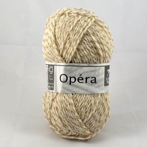 Opera 120 Biela káva
